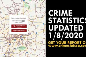 Get a crime report for South Africa